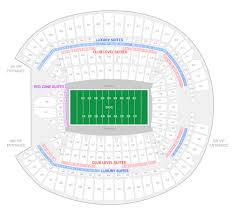 Seattle Seahawks Stadium Seating Chart Rows Oakland Coliseum Seat Page 2 Of 2 Online Charts Collection