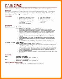 7 Social Worker Cv Sample Janitor Resume