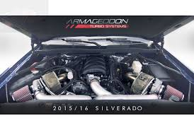 2014-2016 Chevrolet Silverado Twin Turbo Kit: 500-1500HP ...