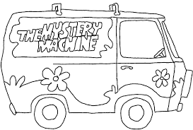 Small Picture Scooby Doo Coloring Pages