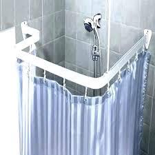 circular shower curtain oval rod amazing curtains rods and canada curt circular shower curtain oval rod
