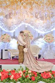 Wedding Adat Jawa Muslimah Hijab Modern Temanggung Jawa Tengah Fotografer Pernikahan Prewedding Wedding Photographer Jogja Yogyakarta Indonesia