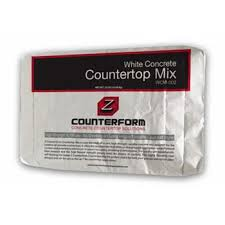 white countertop mix