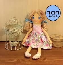 Muslin Doll Pattern Free Best Decorating