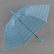 <b>Зонт</b> полуавтоматический «Полоска», 8 спиц, R = 46 см, цвет ...