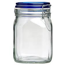 bormioli rocco fido 1 litre storage jar