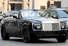 7 David Beckham Custom Rolls Royce Phantom Drophe