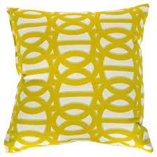 modern outdoor pillows