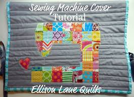 How To Make Sewing Machine Cover