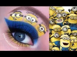 minions makeup tutorial deable me
