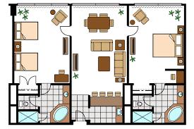 hotel suite layout plans deluxe luxury suites in west las vegas suncoast luxury hotel room layout n20 room