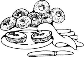 19 Bagel Png Stock Baked Goods Huge Freebie Download For Powerpoint
