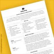 Word Template Cv Cv Template Collection 190 Free Professional Cv Templates In Word
