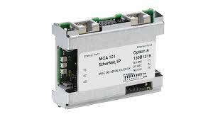 new software for the vlt® ethernet ip mca 121 option