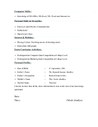 Resume Templates Word Download Nfcnbarroom Com