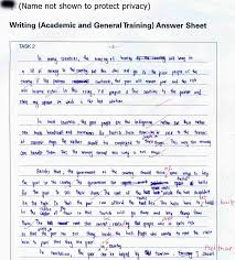 ielts essay writing format pass in samples band nuvolexa  ielts academic writing essays how to write essay online intended for general letter s ielts