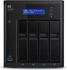 <b>WD</b> Diskless <b>My Cloud Pro</b> PR4100 Professional Series 4-Bay ...