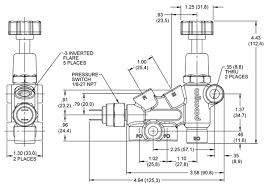 wilwood tandem master cylinder for mustang w adjust wilwood tandem master cylinder for 64 73 mustang w adjust proportioning valve