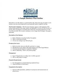 Sample Business Plan Outline Free Business Plan Template For Word 2013 1717580113 Business