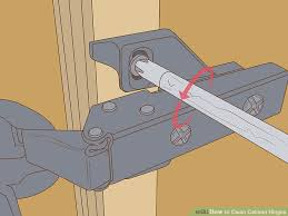 image titled clean cabinet hinges step 4