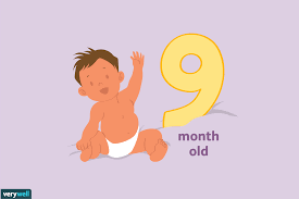 Your 9 Month Old Baby Development Milestones