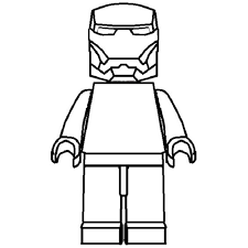 Small Picture Lego iron man coloring pages for kids ColoringStar