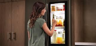lg refrigerators lowes. lg instaview™ door-in-door® lg refrigerators lowes y
