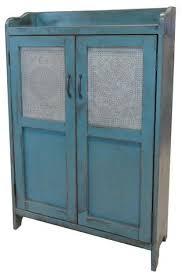 tin furniture. Punched Tin Cupboard Furniture U