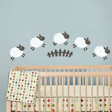 cute wall decals for baby room
