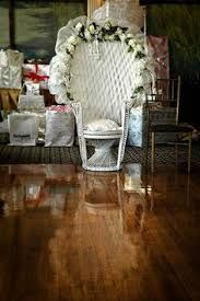 wicker furniture decorating ideas.  Wicker Decorating A Peacock Wicker Chair Of Bridal Shower  Video How To  Decorate Intended Wicker Furniture Decorating Ideas O