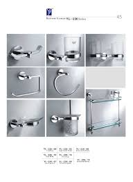 Brass Bathroom Accessories China Brass Bathroom Accessories Yl 226 Series Photos Pictures