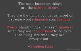 Stephen King Quotes On Love Impressive On Writing Stephen King's Way A Novel Site