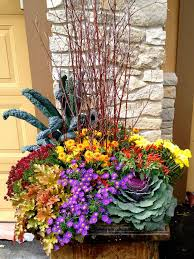 Fall Season Flower Container Ideas  Midwestern PlantsContainer Garden Ideas For Fall