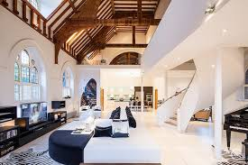 modern house inside. The Interior Before Are Wooden Beams, But It Look Like Parts Of Modern Design. I Believe Someone Who Enter This House For First Time Will Be Inside