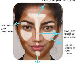 20 highlighting and contouring hacks tips and tricks that will change your life gurl gurl