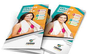 Trifold Brochure Size Tri Fold Brochure Templates Letter Size Brochure Designs Layouts