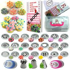 Russian Piping Tips Chart Rfaqk 90 Pcs Russian Piping Tips Set With Storage Case Cake Decorating Supplies Kit 54 Numbered Easy To Use Icing Nozzles 28 Russian 25 Icing