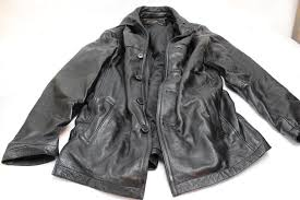 wilsons leather jacket size medium