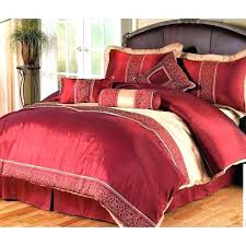 Red And Gold Bedroom Red And Gold Bedroom Red Gold And Black Bedroom ...