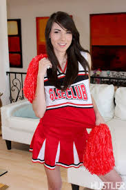 Hustler Emily Grey in Naughty Cheerleaders 5 Emily Grey Tube.
