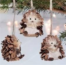 Pine Cone Decorating Ideas For The Holidays  Pinecone Pine Cone Christmas Crafts Made With Pine Cones