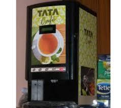 Tata Tea Vending Machine Enchanting Tata Cafe Coffee Tea Vending Machine Uvaraja Electrinics Madurai