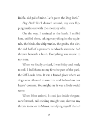 dog diaries rolf kate klimo illustrated by tim jessell  sample page sample page