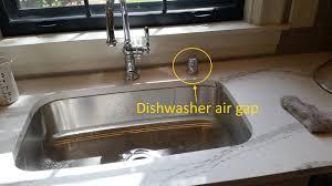 Dishwasher Air Gaps Homesmsp
