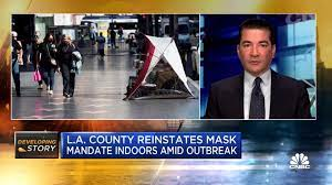 L.A. County reinstating mask mandate ...