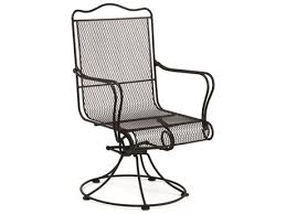 wrought iron patio furniture made for