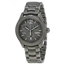 ebel x 1 chronograph grey dial grey pvd steel men s watch 1216121 ebel x 1 chronograph grey dial grey pvd steel men s watch 1216121