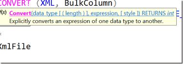Loading Xml Data–Convert Option 2 | Voice Of The Dba