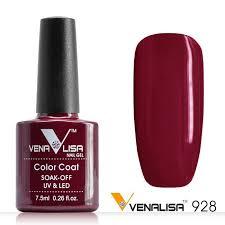 venalisa gel nail polish 7 5ml uv