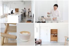 Apartment Coffee Beautiful White Cafe That Makes You Feel Like